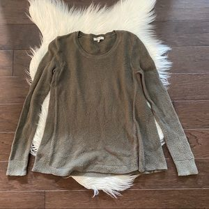 [Madewell] Riverside Textured Sweater
